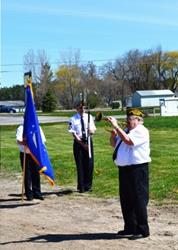 Click to view album: Midland Area Veterans Honor Guard